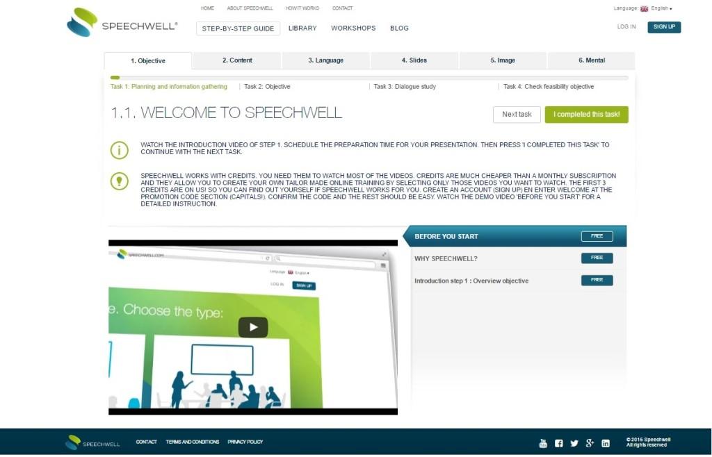 speechwell-start